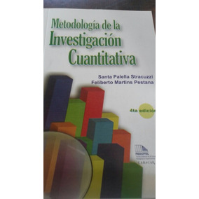 Metodologia De La Investigacion Cuantitativa Santa Palella