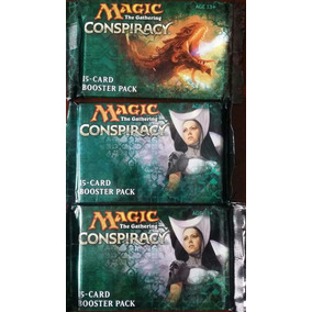 3 Boosters Conspiracy