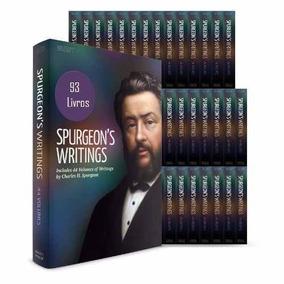 Coleção Charles Spurgeon Livros E Sermões