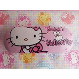 Estuche Para Lentes Hello Kitty De Cuero Cotyofertas