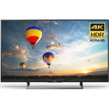Smart Tv Pantalla Led 4k 49 Pulgadas Sony Hdr X Reality Pro