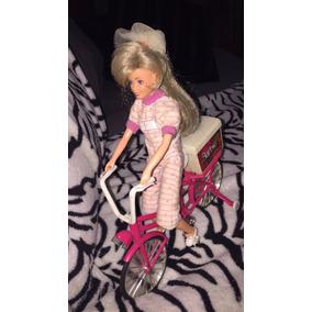 Barbie Ciclista Estrela