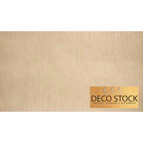 Papel Vinilico Texturado Amarillito Muresco Madras 4302/2