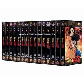 Dvd Dragon Ball Z Completo + Super + Todos Os Filmes + Ovas