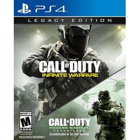 Juego Ps4 Infinity Warfare Cod Legacy Edition Activision