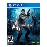 Resident Evil 4 Ps4 Juego Fisico Sellado Tomamos Tu Usado