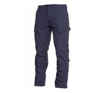 Pantalon Tactico Rip Stop Azul Policial Corte Acu Americano