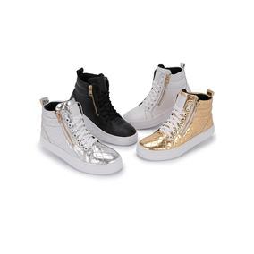 Bota Sneaker Feminino Promoção