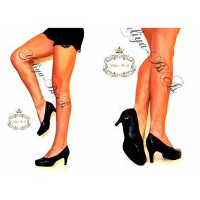 Zapatos Y Sandalias De Mujer Con Plataforma Taco 5cm