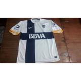 Camiseta De Futbol Boca Juniors Nike Talle L $ 1600