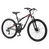 Bicicleta Mongoose Mtb Launch 2.4 Dh Alum R27.5 21 Vel 2018