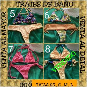 Trajes De Baño Al Mayor Y Al Detal Nuevos!!!