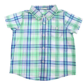 Camisa Casual United Colors Of Benetton 3 M Vaquera
