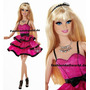 Barbie Fashionista Party Glam- Mattel