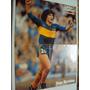 Poster Diego Maradona - Boca Juniors - Revista Guerin