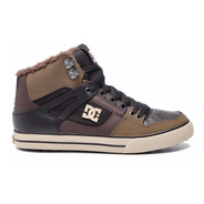 Zapatilla Hombre Dc Pure Winter Botita Oferta Black Friday