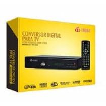 Conversor Digital Para Tv Infokit Com Botoes No Aparelho