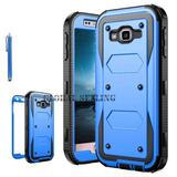 Samsung Galaxy Sm-j120a - Blue - Resistente Resistente -8886
