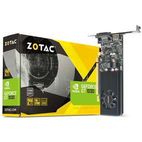 Geforce Zotac Gt Mainstream Nvidia Gt 1030 Low Profile 2gb