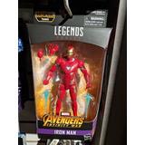 Marvel Legends Iron Man Avengers Infinity War -asgard