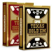Baralho Copag Texas Holdem Poker Profissional