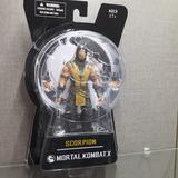 Mortal Kombat Scorpion Mezco Nuevo - Asgard