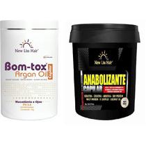Anabolizante Capilar 1kg+botox Uso Profissional