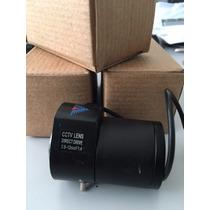 Lente Auto Iris Varifocal 2.8-12mm Tec Voz