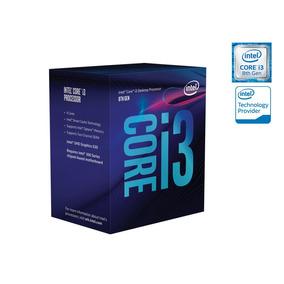 Processador I3 1151 Intel Qcore I3-8100 3.60ghz 8geração