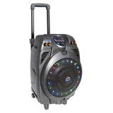 Bafle Kioto H8bl 800 Watts Usb( Con Batería Recargable)