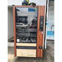 Maquina Expendedora De Botanas (vending Machine)