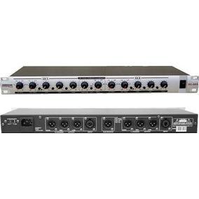 Crossover American Pro Sc203 3 Vías Estéreo Sonido Dj Esdj