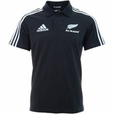 Camisa All Blacks Rugby adidas Preto Tam Gg #3gue