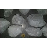 Cuarzo Blanco Cristal X Kg Piedra Energetica Decorativa