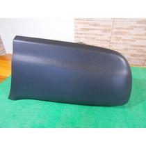 Ponteira Preta Parachoque Traseiro Ld Blazer 96/04 - Novo Gm