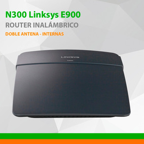 Router Linksys E900 Cisco 300mbps 2.4ghz Original