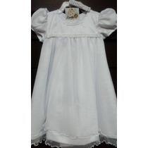 Vestido Batizado Mandrião Ref.20059