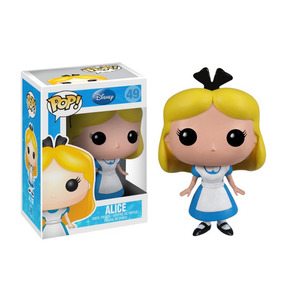 Figura Coleccionable Disney Alice In Wonderland Funko Pop