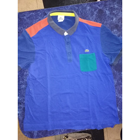 def7b354487e1 Camisa Lacoste Original Hombre Talle - Chombas Manga Corta de Hombre ...