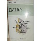Emilio Ó De La Educación Rousseau, J