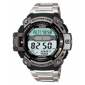 Relógio Casio Sgw-300hd Termômetro Barômetro Altímetro Pesca