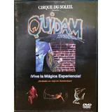 Dvd Cirque Du Soleil: Quidam Amsterdam Región 4