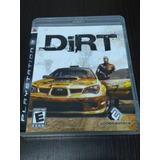 Dirt Ps3 Original Fisico