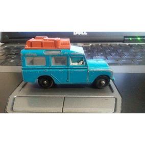 Matchbox Nº12 Land Rover Safari