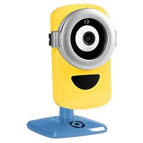 Despreciable Me 3 - Cámara Minion Cam Hd Wi-fi Cámara De Vi