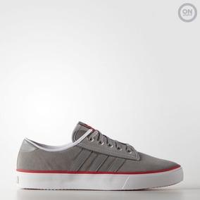 zapatillas adidas kiel gris
