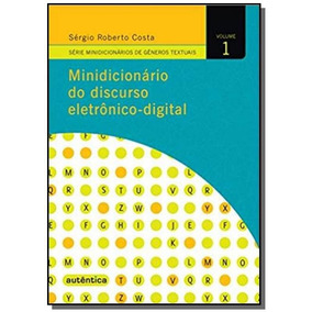 Minidicionario Do Discurso Eletronico-digital - Vo