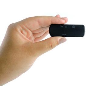 Gravador De Voz Com Sensor Presenca Melhor Audio Grava Bb1