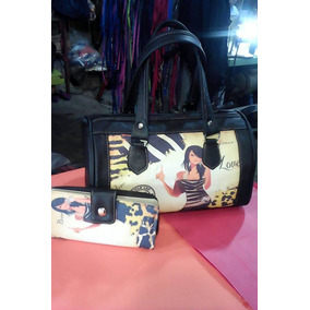 Carteras Baul, Bolso,morral, Dama , Mayor/detal