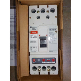 Interruptor Termomagnético Cutler-hammer 200 Amps Jdb 35k.